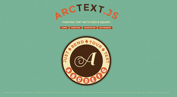 8 jQuery Plugins for Typography