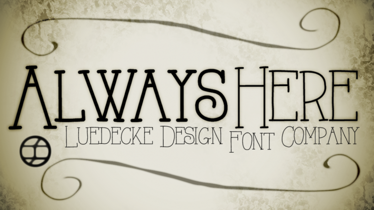 20 Free Seasonal Fonts to Brighten Your Holiday Projects — Always Here