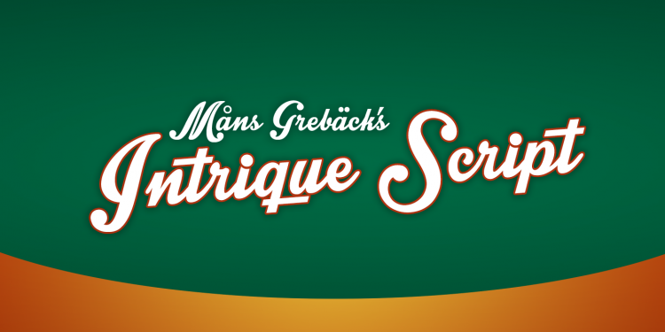 20 Free Seasonal Fonts to Brighten Your Holiday Projects — Intrique Script