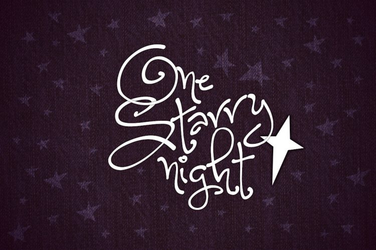 20 Free Seasonal Fonts to Brighten Your Holiday Projects — One Starry Night