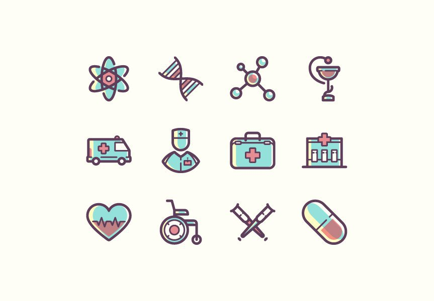 Free-doctor-icons