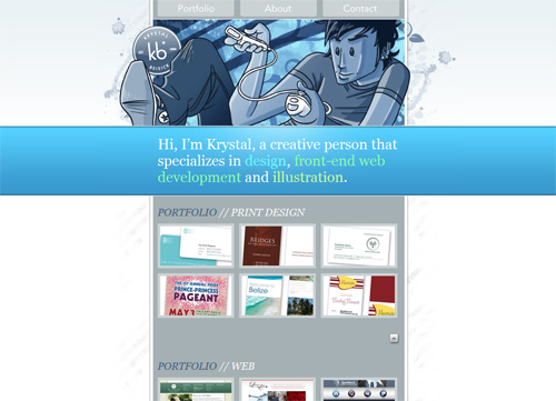instantShift - Amazing Examples Of Illustrative Web Designs