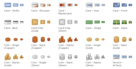 Chalkwork Payment Icons