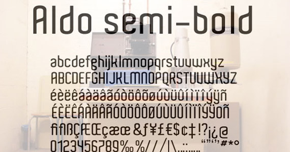 aldo-semi-bold-free-high-quality-font-for-download
