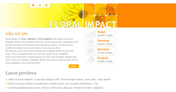 floral-impact-xhtml-css-template