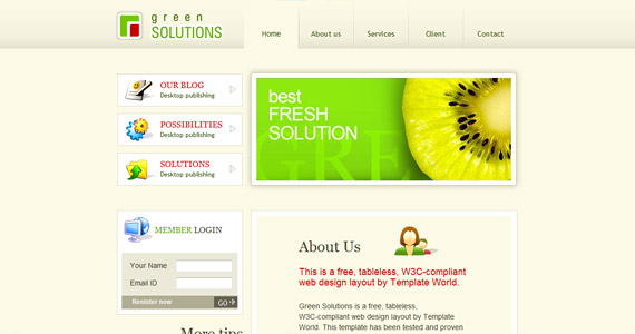 green-solutions-xhtml-css-template
