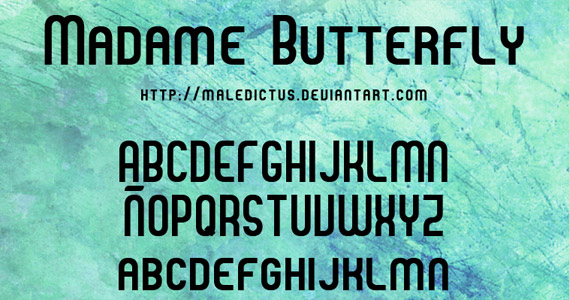 madame-butterfly-free-high-quality-font-for-download