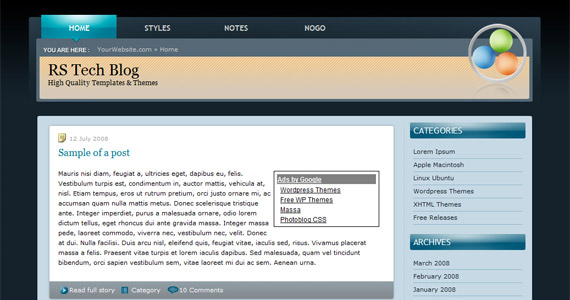 rs-tech-club-xhtml-css-template