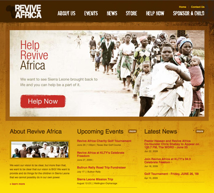 Revive Africa