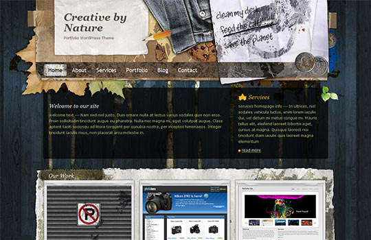 instantShift - Ultimate Round-Up of Free PSD Website Templates