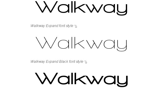 walkway-free-high-quality-font-for-download
