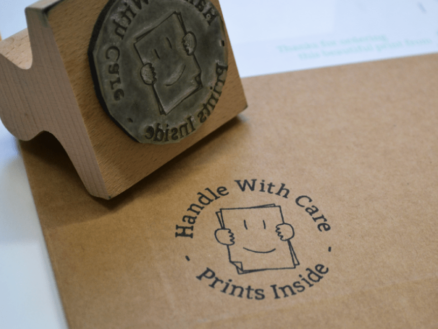 Handle-With-Care-Stamp