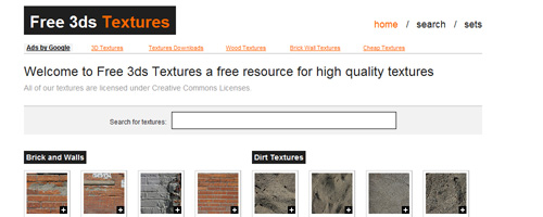 Free 3ds Textures - Free Texture Resource