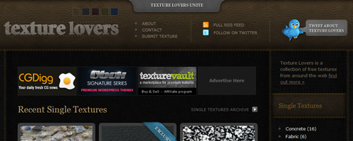 Texture Lovers - Free Texture Resource
