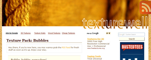 Texture Well - Free Texture Resource