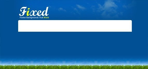 fixed-footer-backgrounds-css